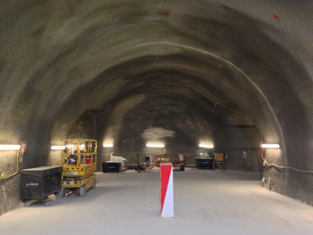 Construction-Photos-Tunnel-Works-MEWPs