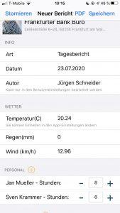 Bauberichte_App_Arbeitszeittabellen_Zeiterfassungen_2
